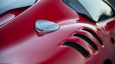 Ferrari F12tdf vents