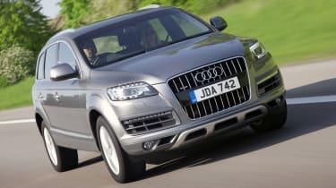 Best cars for under £20,000 - Audi Q7