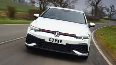 Volkswagen Golf GTI Clubsport - full front