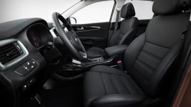 Kia Sorento 2.2 CRDi KX-4 auto - interior