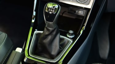 Volkswagen T-Cross Black Edition - transmission