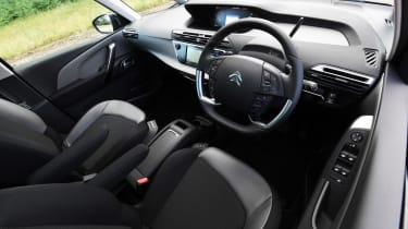 Citroen Grand C4 SpaceTourer - cabin