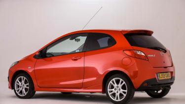Used Mazda 2 - rear