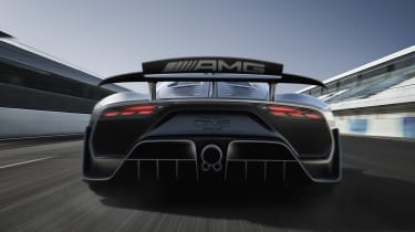 Mercedes-AMG Project ONE - full rear