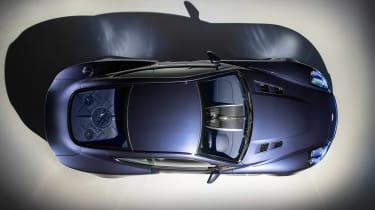 Aston Martin Vanquish by Callum - above