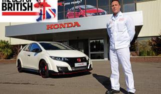 Best of British, Honda's Swindon plant