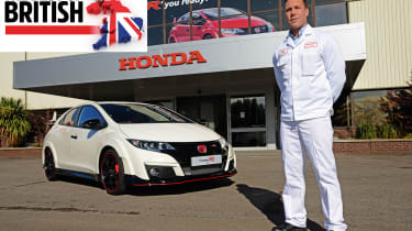 Best of British, Honda's Swindon plant