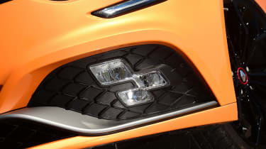 Renault Megane RS - fog lights