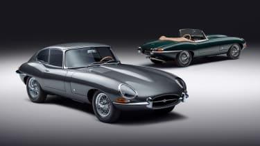 Jaguar E-Type 60 Collection 3