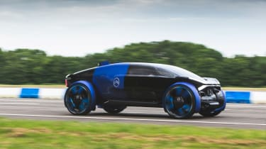 Citroen 19_19 concept James Brodie