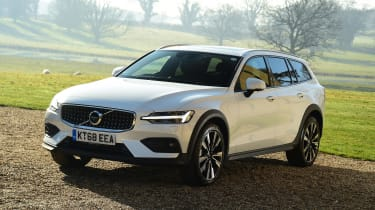 Volvo V60 Cross Country - front static
