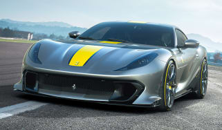 Ferrari 812 Superfast Versione Speciale - front