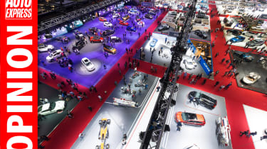 OPINION motor show