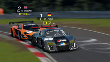 GT Sport 2016 - cornering