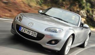 Mazda MX-5 facelift