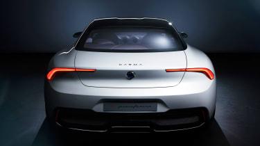 Karma GT Pininfarina - full rear