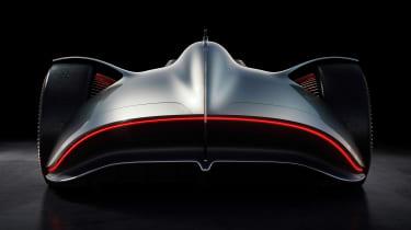 Mercedes EQ Silver Arrow - rear