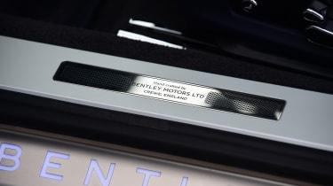 2018 Bentley Continental GT - detail