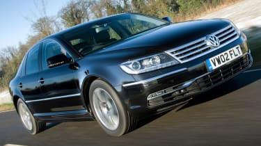 Volkswagen Phaeton - best used luxury cars
