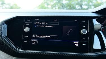Citroen C3 Aircross - screen