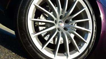 McLaren 570GT - wheel detail