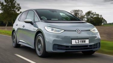 Volkswagen ID.3 - longest range electric cars
