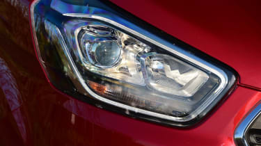 Ford Transit Custom PHEV - headlight