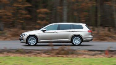 Volkswagen Passat Estate long-term final report - side