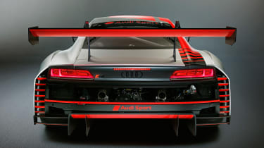 Audi R8 LMS GT3 - full rear