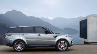 Range Rover Sport MY2017 - side