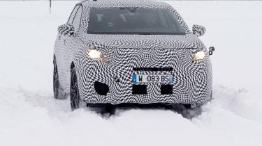 Peugeot 3008 Advanced Grip Control test snow