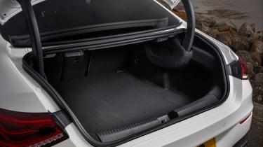 Mercedes CLA 250 AMG Line - boot