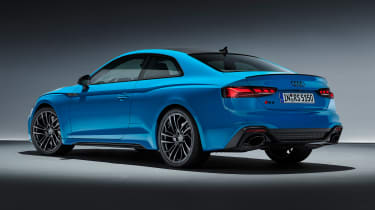Audi RS 5 Coupe - rear studio