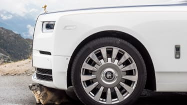 Rolls-Royce Phantom - wheels