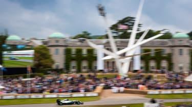 Big summer of motoring 2017 - Goodwood Festival of Speed