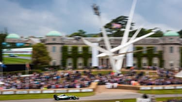 Big summer of motoring 2017 - Goodwood Festival of Speed