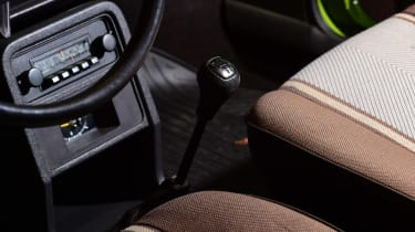 Ford Fiesta Mk1 - gearlever