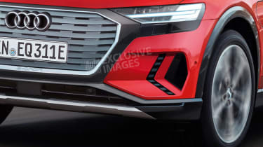 Audi baby e-tron - front detail (watermarked)