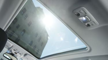 Peugeot 2008 sunroof