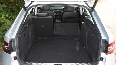 Skoda Superb Estate - boot