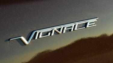 Ford Focus Vignale Estate - Vignale badge