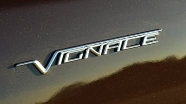 Ford Focus Vignale Estate - Vignale badge