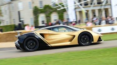 Goodwood Festival of Speed 2021 - Hillclimb