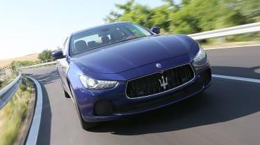 Used Maserati Ghibli - full front