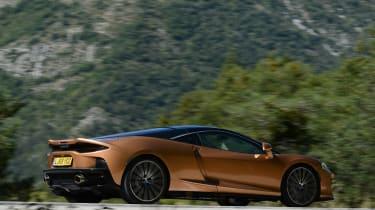 McLaren GT - side/rear