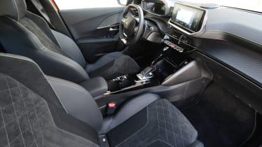 Peugeot 2008 - interior
