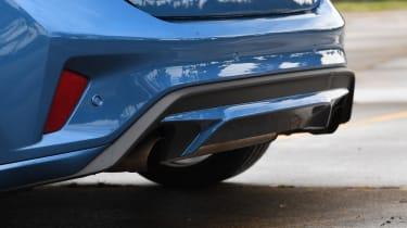 Ford Focus ST - bumper