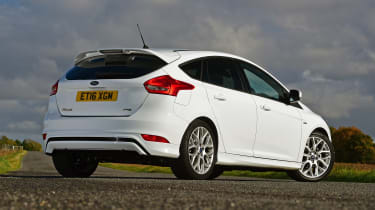 Ford Focus ST-Line - rear static