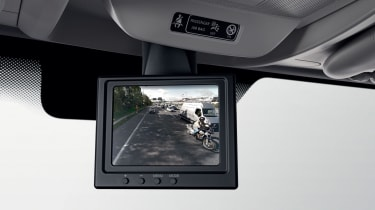 Renault Master - camera