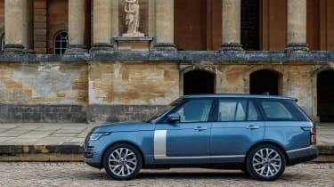 Range Rover review - side
